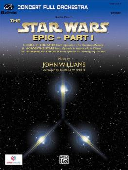 <I>Star Wars</I> Epic -- Part I, Suite from the (Featuring: Duel of th (AL-00-26676)