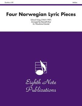 Four Norwegian Lyric Pieces (AL-81-WWQ979)