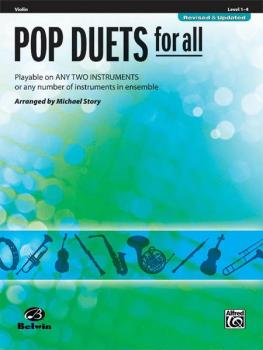 Pop Duets for All (Revised and Updated): Playable on Any Two Instrumen (AL-00-30693)