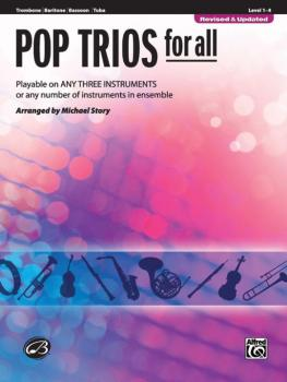 Pop Trios for All (Revised and Updated): Playable on Any Three Instrum (AL-00-30704)