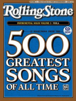 Selections from <i>Rolling Stone</i> Magazine's 500 Greatest Songs of  (AL-00-30869)