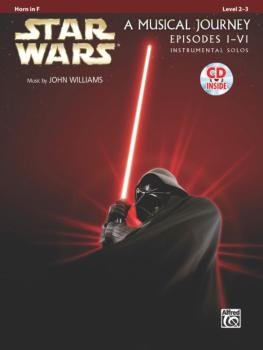 <I>Star Wars</I>® Instrumental Solos (Movies I-VI) (AL-00-32116)