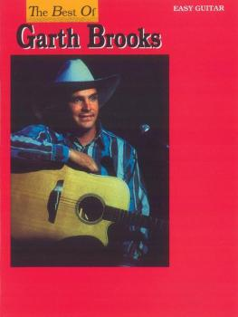 The Best of Garth Brooks for Easy Guitar (AL-00-P0942EGX)