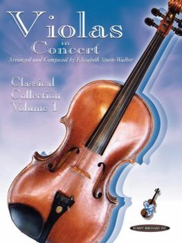 Violas in Concert: Classical Collection, Volume 1 (AL-00-0410S)