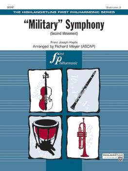 """Military"" Symphony (Second Movement) (AL-00-33739)"
