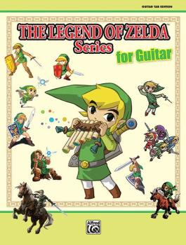 The Legend of Zelda™ Series for Guitar (AL-00-38589)