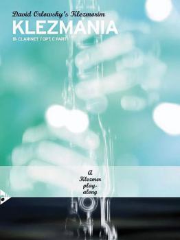 Klezmania: David Orlowsky's Klezmorim (AL-01-ADV14280)