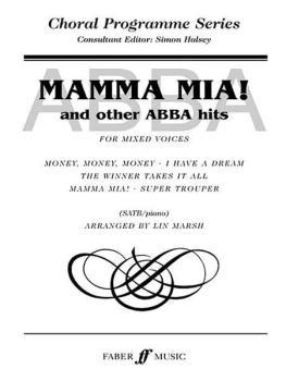 ABBA: Mamma Mia and Other ABBA Hits (AL-12-057152219X)
