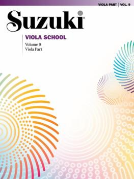 Suzuki Viola School Viola Part, Volume 9 (AL-00-38938)