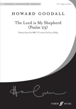 The Lord Is My Shepherd (Psalm 23): Theme from the BBC TV Series <i>Th (AL-12-0571538495)