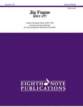 Jig Fugue BWV 577 (AL-81-WWE14108)