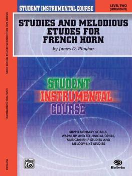 Student Instrumental Course: Studies and Melodious Etudes for French H (AL-00-BIC00252A)