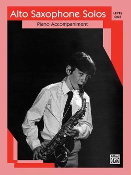 Alto Saxophone Solos (AL-00-EL03111)