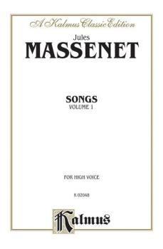 Songs, Volume I (AL-00-K02048)