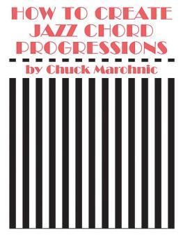 How to Create Jazz Chord Progressions (AL-00-SB61)