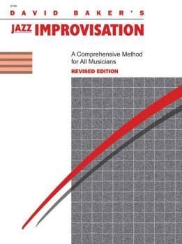 Jazz Improvisation: A Comprehensive Method for All Musicians (AL-00-2749)
