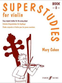 Superstudies for Violin, Book 2 (AL-12-0571514502)