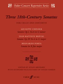 Three 18th Century Sonatas (AL-12-0571520596)