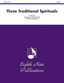 Three Traditional Spirituals (AL-81-F2132)