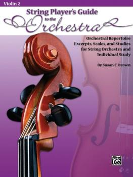 String Players' Guide to the Orchestra: Orchestral Repertoire Excerpts (AL-00-30103)