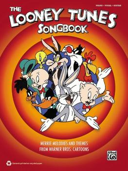 The Looney Tunes Songbook: Merrie Melodies and Themes from Warner Brot (AL-00-35330)