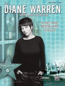 The Diane Warren Sheet Music Collection: 30 Sheet Music Bestsellers by (AL-00-37493)