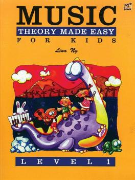 Music Theory Made Easy for Kids, Level 1 (AL-98-MP300501US)