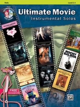 Ultimate Movie Instrumental Solos for Strings (AL-00-40129)