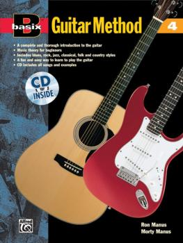 Basix®: Guitar Method 4 (AL-00-14907)