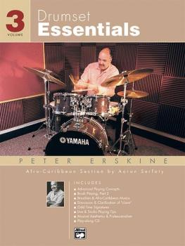 Drumset Essentials, Volume 3 (AL-00-21464)