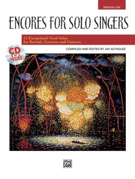 Encores for Solo Singers (AL-00-21834)