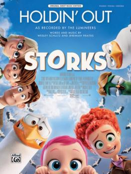 Holdin' Out (from Warner Bros. Pictures <i>Storks</i>) (AL-00-46044)
