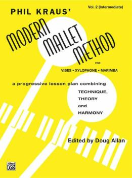 Modern Mallet Method, Book 2: A Progressive Lesson Plan Combining Tech (AL-00-HAB00024)