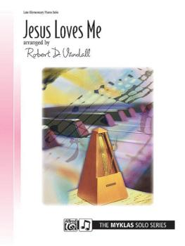 Jesus Loves Me (AL-00-88513)