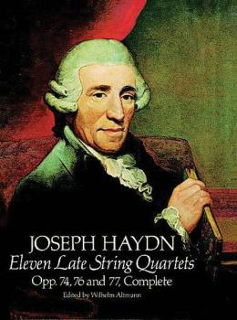 11 Late String Quartets (Complete) (Opp.74, 76 and 77) (AL-06-237532)