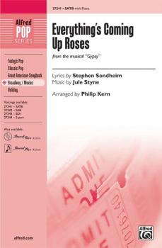Everything's Coming Up Roses (From the Musical <I>Gypsy</I>) (AL-00-27241)