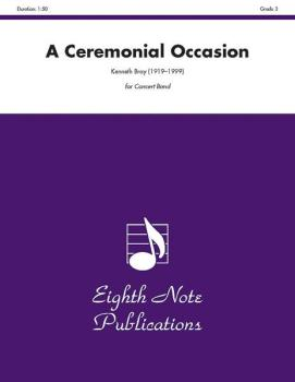 A Ceremonial Occasion (AL-81-CB9819)
