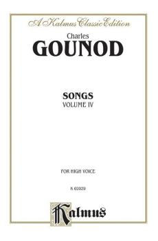 Songs, Volume IV (AL-00-K02029)