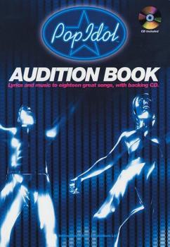 Pop Idol™ Audition Book (AL-55-9924A)
