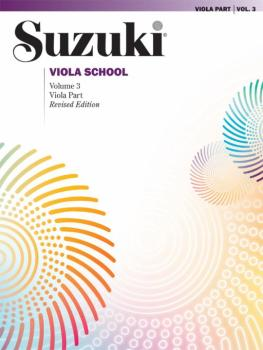 Suzuki Viola School Viola Part, Volume 3 (Revised) (AL-00-0243S)