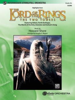 <I>The Lord of the Rings: The Two Towers,</I> Highlights from (Featuri (AL-00-FOM03006C)