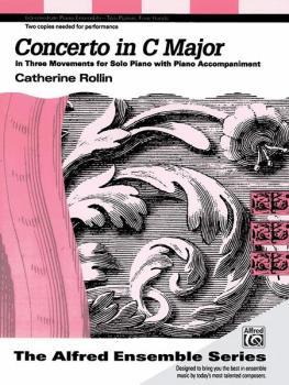 Concerto in C Major: In Three Movements for Solo Piano with Piano Acco (AL-00-5448)