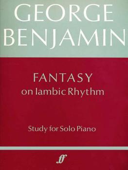 Fantasy on Iambic Rhythm (AL-12-0571509487)