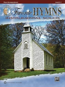 Favorite Hymns Instrumental Solos (AL-00-36130)