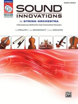 Sound Innovations for String Orchestra, Book 2: A Revolutionary Method (AL-00-34600)