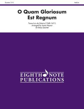 O Quam Gloriosum Est Regnum (AL-81-BQ41130)
