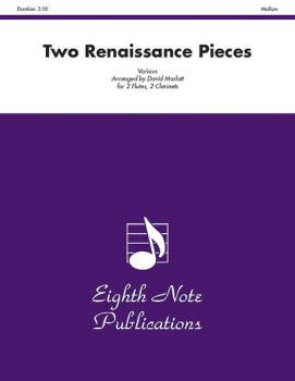 Two Renaissance Pieces (AL-81-WWE2436)