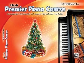 Premier Piano Course, Christmas 1A (AL-00-30878)