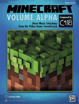 Minecraft: Volume Alpha: Sheet Music Selections from the Video Game So (AL-00-42252)
