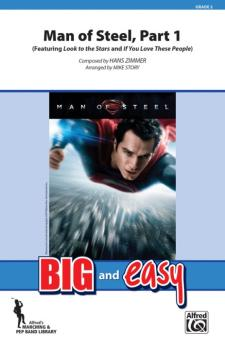 Man of Steel, Part 1 (Featuring: Look to the Stars / If You Love These (AL-00-42097)